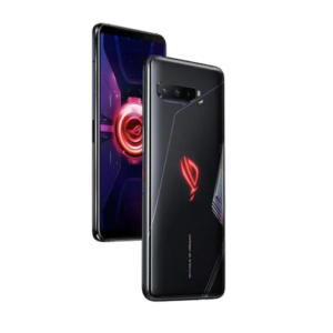 Asus ROG Phone 3 128GB Black Front and back view